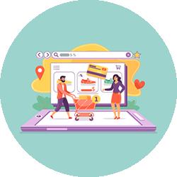 Desarrollo web y compra online