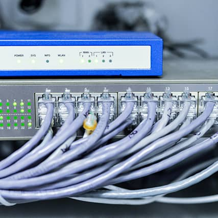 Structured Video and Data Cabling