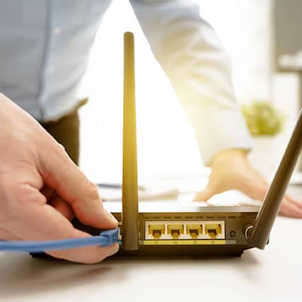 Wireless Network Services Setup and Configuration